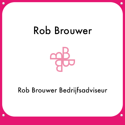Rob Brouwer - Rob Brouwer Bedrijfsadviseur