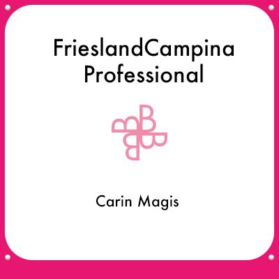 FrieslandCampina Professional - Carin Magis