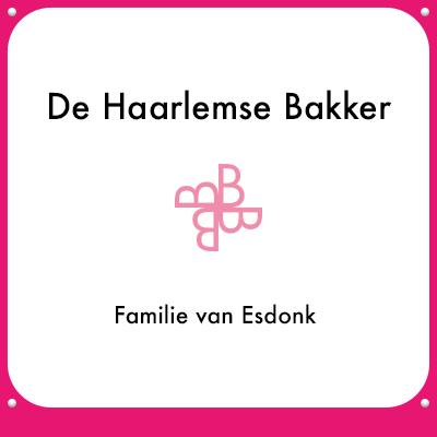 De Haarlemse Bakker - Familie van Esdonk