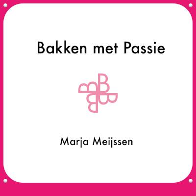 Bakken met Passie - Marja Meijssen