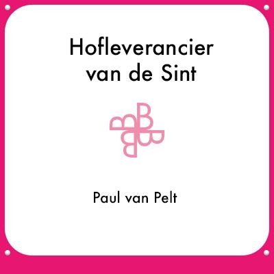 Hofleverancier van de Sint - Paul van Pelt