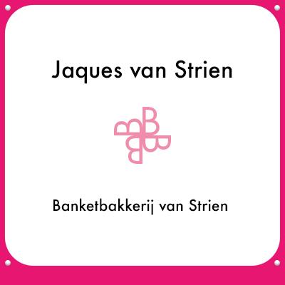 Jaques van Strien - Banketbakkerij van Strien