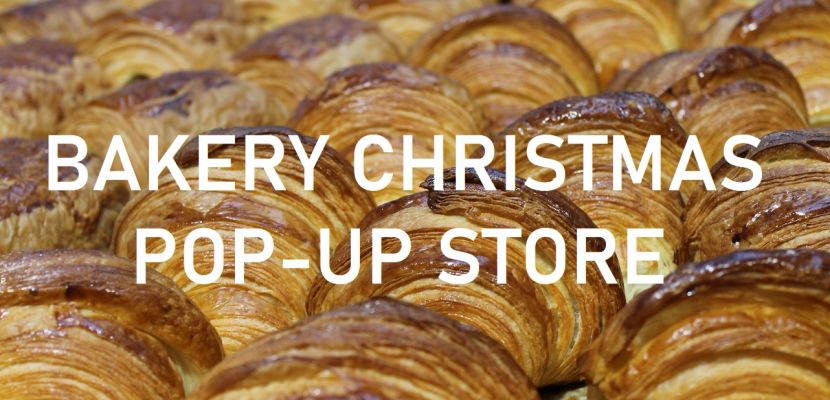 Kom 20 december naar de Bakery Christmas Pop-up Store