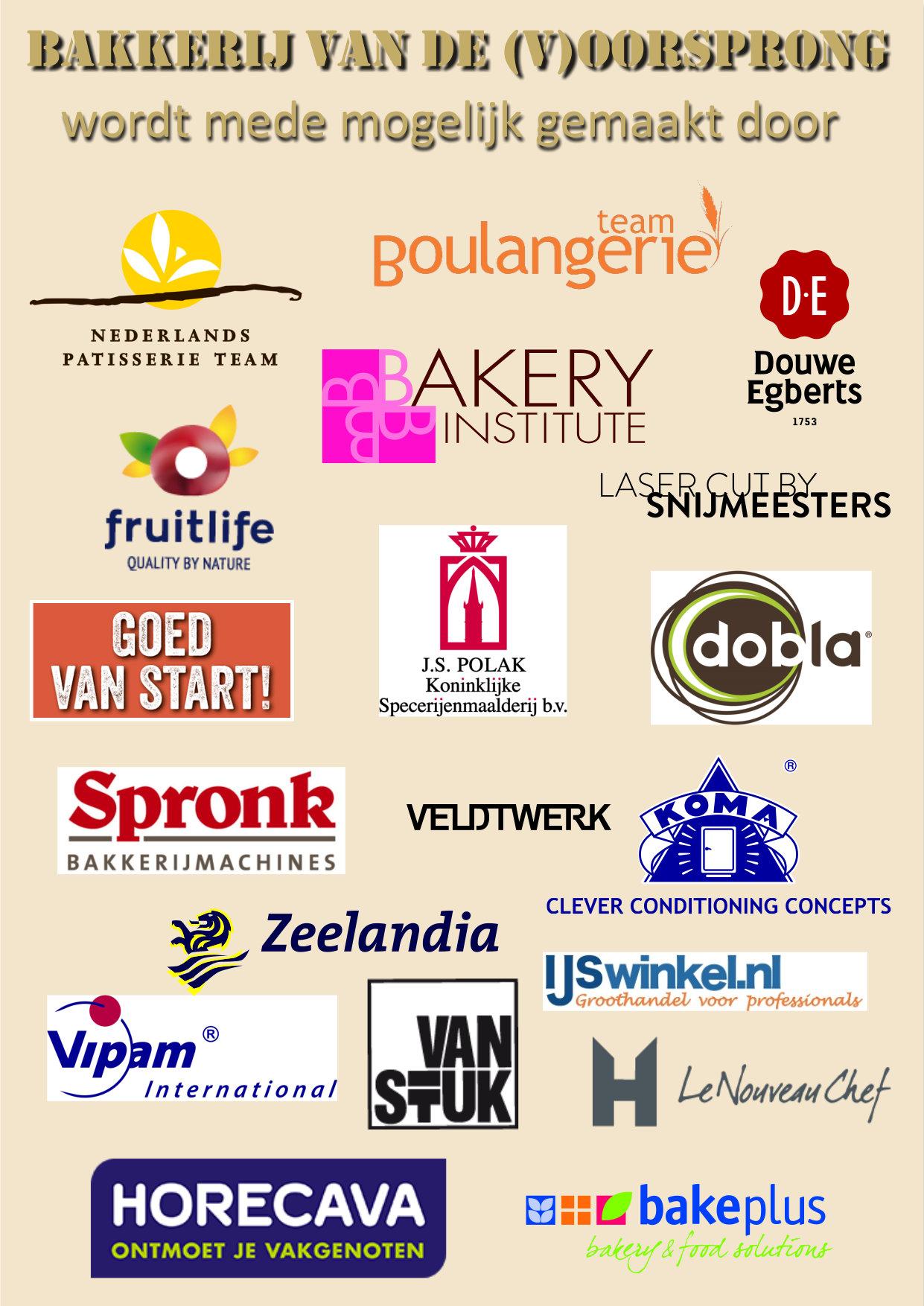 Partners Bakkerij van de (V)Oorsprong